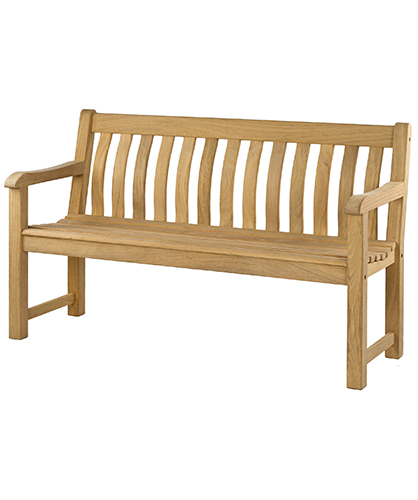 117 ST. GEORGE BENCH 5FT £475.00
