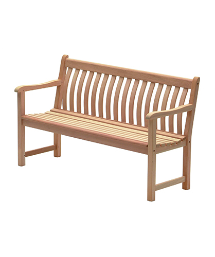 605 BROADFIELD BENCH 5FT £325.00
