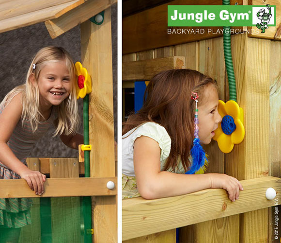 Climbing Frame Accessory - Talking Tube