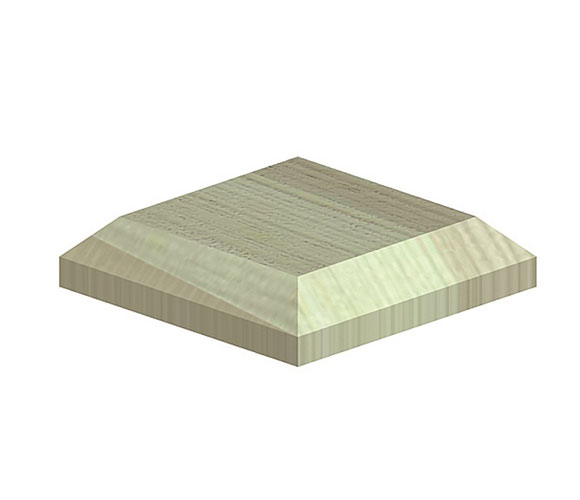 730100G Fencemate® Wooden Post Cap
