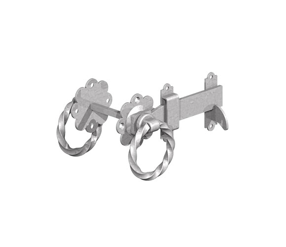 5241501 Gatemate® Ring Gate Latch - Twisted